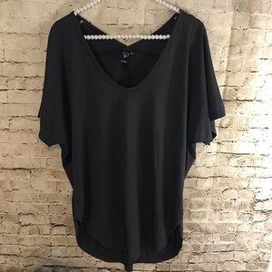 Windsor Women's Gray Medium Shirt